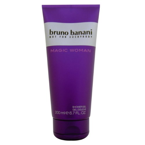Bruno Banani Not for Everybody Shower Gel Magic Woman 200ml, 1er Pack (1 x 200 ml)