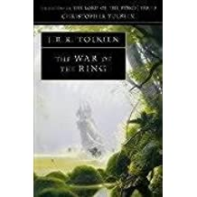 The War of the Ring (The History of Middle-earth, Book 8) by Christopher Tolkien (2002-03-04)