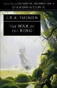 The War of the Ring (The History of Middle-earth, Book 8) by Christopher Tolkien (2002-03-04) par Christopher Tolkien
