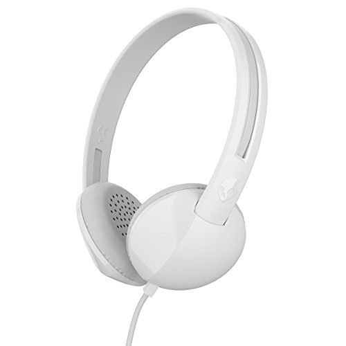 Skullcandy S5LHZ-J568 Anti Stereo Headphones White Gray