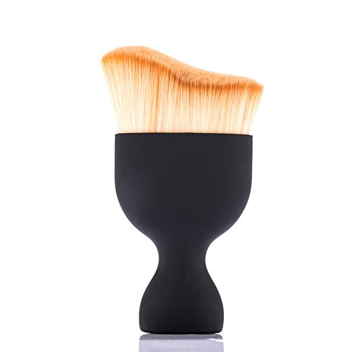 Contour Fond de teint Brosse en forme de S BB Crème Poudre libre multifonctionnel Makeup Brushe