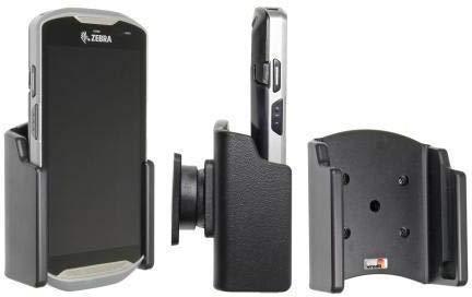Brodit 511927 Coche - Soporte (Teléfono móvil/Smartphone, Coche, Soporte  pasivo, Negro, Zebra TC56, Horizontal/Vertical)