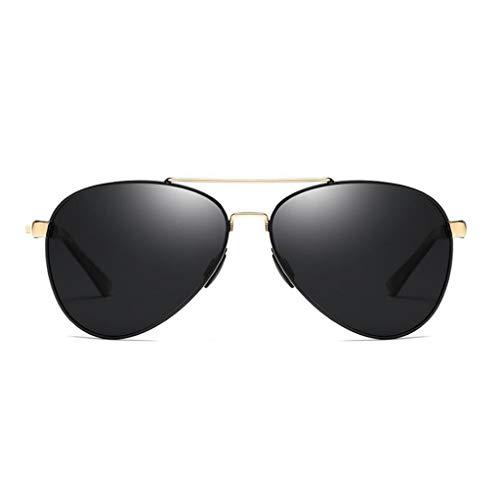 Leluo Aviator Sonnenbrille für Herren und Damen Pilot Polarisierte Sonnenbrille Driving Eyewear UV400 Protection