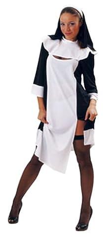 Cesar - B376-001 - Costume - Déguisement - Nonne Sexy