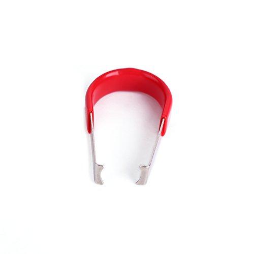 SurePromise One Stop Solution for Sourcing Abzieher Demontagezange Demontageschlüssel für Kappen Felgenschloss Radmuttern Kappe Radschrauben Radschraubenkappen (Set 2)