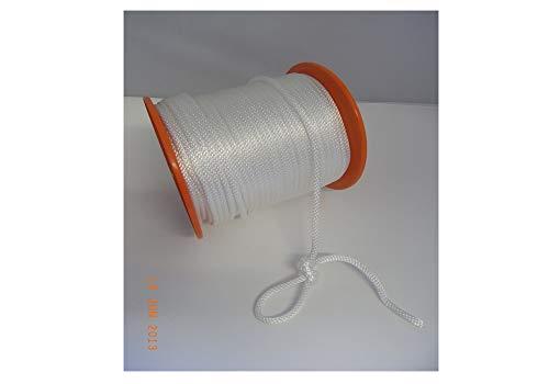 SF 10 Meter Seil Fahnenseil Tauwerk Schnur Leine Stärke 4 mm