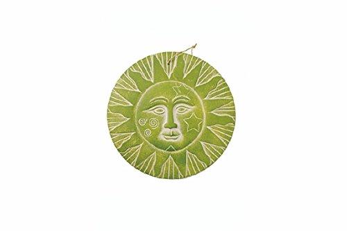 Galileo Casa Fromella Sole da Appendere, Terracotta, 20x20x1 cm