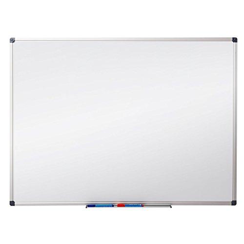 Office Marshal® Profi - Whiteboard | Testsieger | mit schutzlackierter Oberfläche | magnethaftend | 7 Größen | 60x90cm
