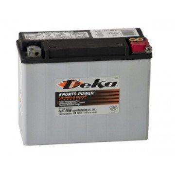 Deka - Batteria moto ETX18L / Y50-N18L-A 12V 20Ah