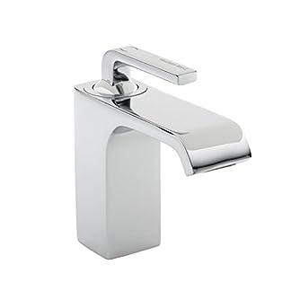 Hudson Reed CMA305Carma–Grifo para lavabo y residuos–CHROME (Pack de 2)