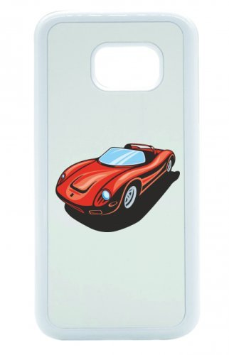 Smartphone Case Hot Rod Sport carrello auto d epoca Young Timer shellby Cobra GT muscel Car America Motiv 9693 per Apple Iphone 4/4S, 5/5S, 5 C, 6/6S, 7 & Samsung Galaxy S4, S5, S6, S