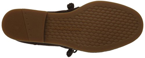 Hush Puppies Cyra Catelyn, Bottes femme Marron (Dk Brown)