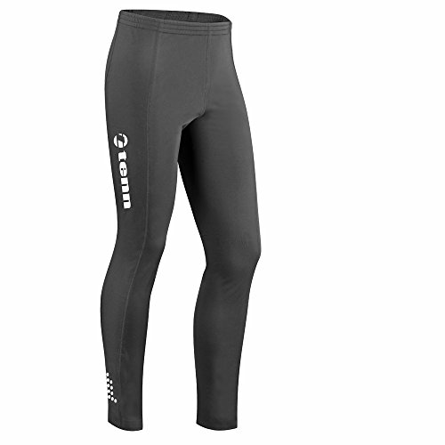 Mens Blaze Leggings/Tights - Black - 3XL