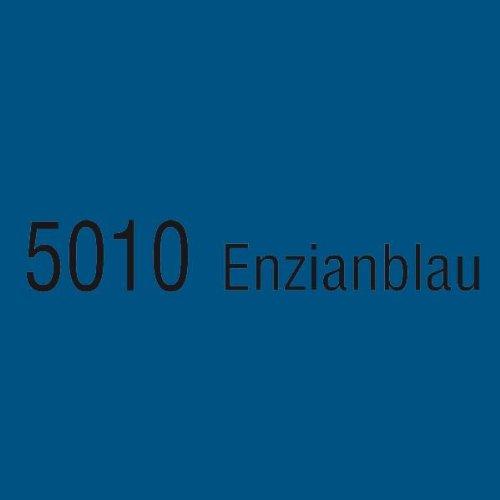 Preisvergleich Produktbild Brantho Korrux nitrofest 5 Liter 5010 Enzianblau (22,39 EUR/l)
