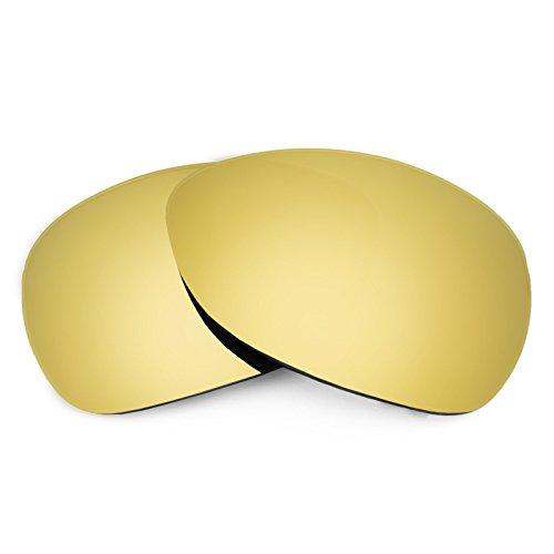 Revant Ersatzlinsen für Oakley Crosshair (2012) Polarisierung Elite Gold MirrorShield®