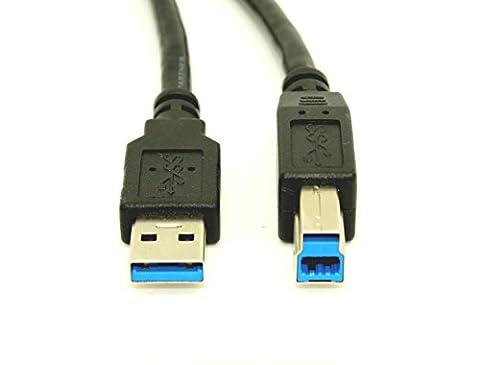 LCS - Câble USB 3.0 Type B vers USB