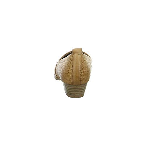 Jana 8-8-24306-26-440, Mocassini donna Marrone marrone Nut