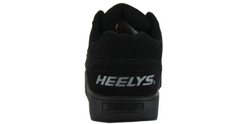 Heelys Straight Up Black Men's (12) All Black
