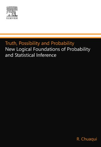 Truth, Possibility and Probability: New Logical Foundations of Probability and Statistical Inference por R. Chuaqui