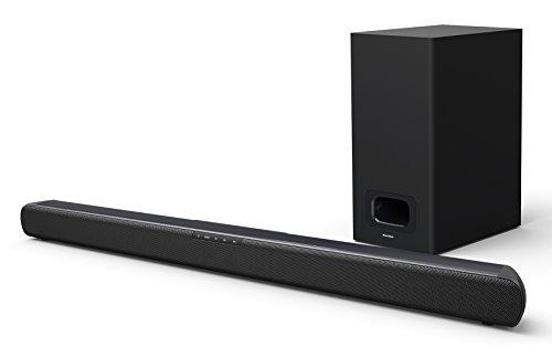 Karcher SB 800S Soundbar Surround Sound inkl. Subwoofer - Bluetooth - HDMI ARC - Fernbedienung - AUX - USB - Optischer Eingang - Audiokabel (3,5 mm)