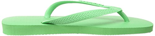 Havaianas Flip Flops Top Zehentrener für Männer/Frauen Grün (0921)