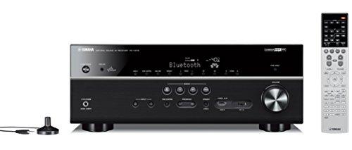 Yamaha RX-V679BL Amplificateur Audio 7.2 HDMI/Bluetooth/Wi-Fi 150 W - Noir