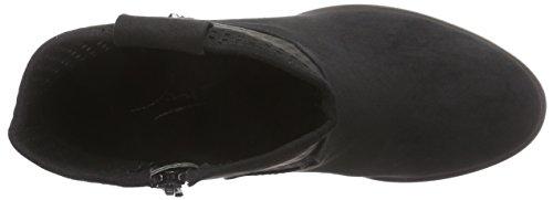 Jane Klain 253 332, Bottes Classics courtes, non doublées femme Noir - Schwarz (Black 009)