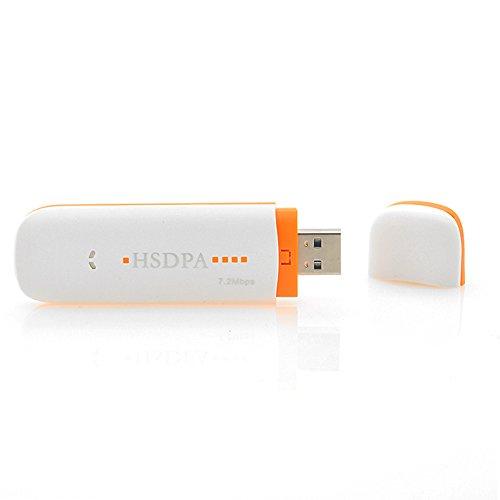 Módem 3G USB - HSUPA, 3G a Internet para ordenadores portátiles - (