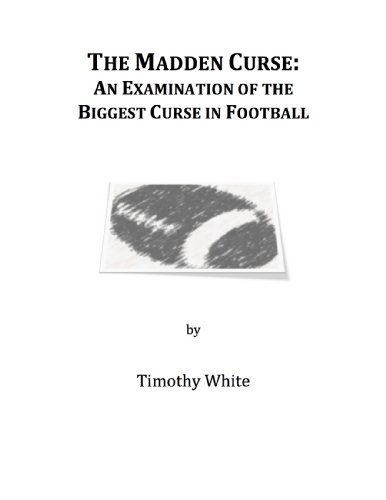 The Madden Curse: An Examination of the Biggest Curse in Football (English Edition) Calvin Johnson Nfl