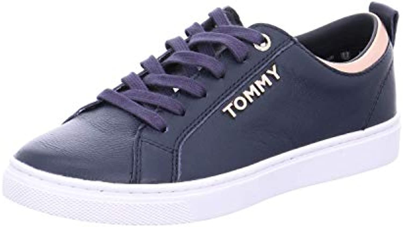 Tommy Hilfiger scarpe da da da ginnastica City SN Blu Navy da Donna | Moderno Ed Elegante Nella Moda  9e9ed8