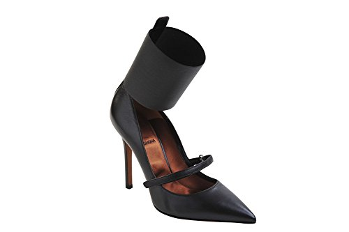 agnona-women-shoes-leather-black-39