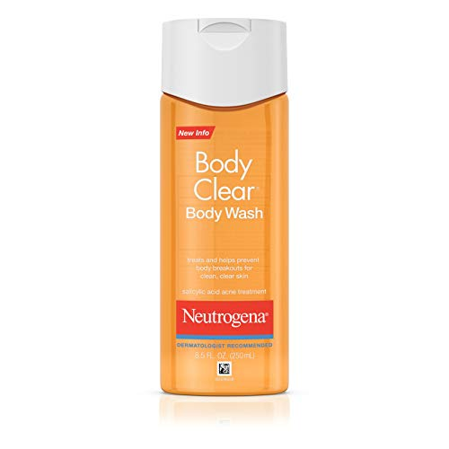 Neutrogena Body Clear Body Wash for Clean Clear Skin, 250ml