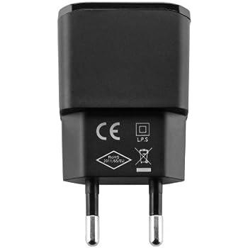 Artwizz PowerPlug 3 Schwarz USB-Steckdosen-Ladegerät für Smartphones & Tablets