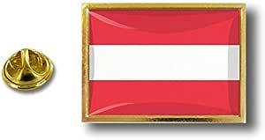 Spilla Pin pin's Spille spilletta Giacca Bandiera Distintivo Badge Austria