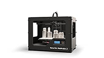 makerbot mp04948eu replicator 2 desktop 3d drucker gewerbe industrie wissenschaft. Black Bedroom Furniture Sets. Home Design Ideas