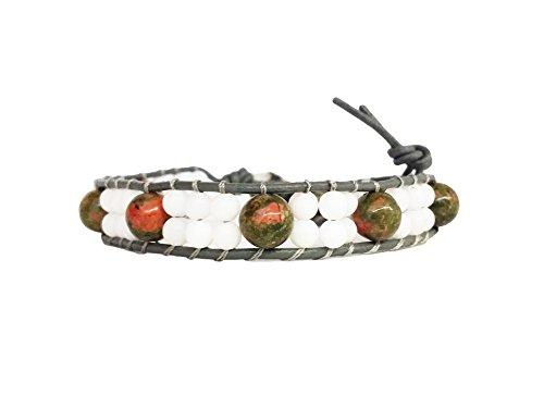 La Loria Echtleder-Armband