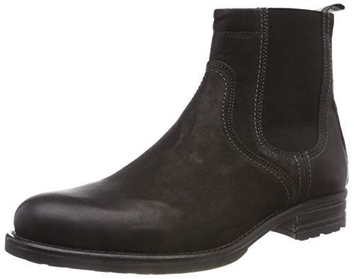 Marc O\'Polo Herren Chelsea Boots, Schwarz (Black 990), 44 EU
