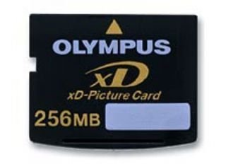 OLYMPUS Carte XD Picture Card (XD) Carte Mémoire Flash 256 Mo
