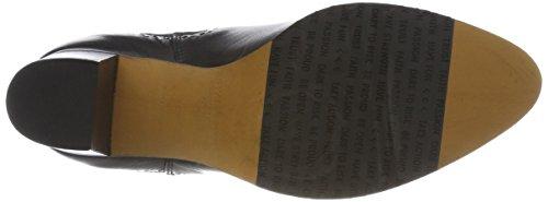 Royal RepubliQ Damen Stellar Chelsea-Blk Boots Schwarz (Black)