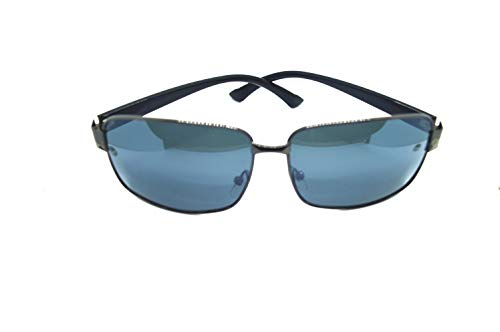 Otfi Fashion Polarisierte Unisex Damen Herren Sonnenbrille Mit 100% UV400 Schutz Memory Metall Rahmen Unter Fünf Euro Inklusive Softetui Stylish Retro Sunglasses Sonnenbrillen