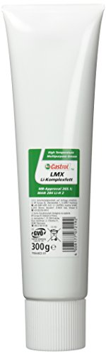 Castrol 54079IMX II-Complex Fett, 300g