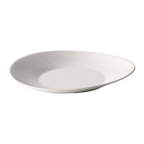 IKEA SKYN-Seite Teller, weiß/2Pack-22cm