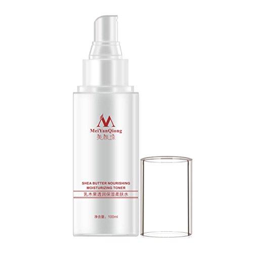 GOTTING Manteca de karité hidratante hidratante de tóner astringente anti-envejecimiento Blanqueamiento Nutrir reponer el agua Cuidado Facial