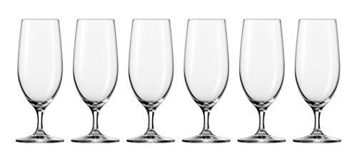 Schott Zwiesel Classico Bierglas, Glas, transparent 24.1 x 16.8 x 21 cm, 6-Einheiten
