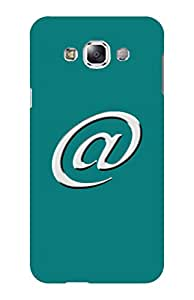 Cell Planet's High Quality Designer Mobile Back Cover for Samsung Galaxy On 8 on Quotes/Signs/Symbols theme - ht-samsung_on8-typo_1141