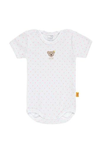 Steiff Baby-Mädchen Body 1/4 Arm, Mehrfarbig (Allover 0003), 68