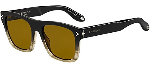 Givenchy gv 7011/s 03 2s7, occhiali da sole unisex-adulto, grigio (grey black/brown), 55
