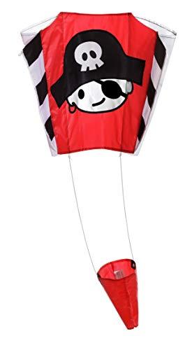 Wolkenstürmer Sled Jack Kinderdrachen - 1-Leiner Kite ohne Gestänge