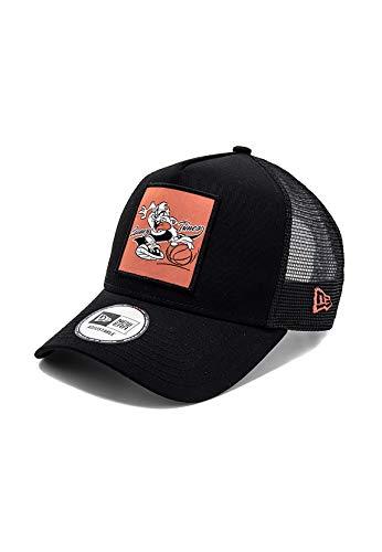 New Era Looney Tunes Trucker Cap TAZ Schwarz Rot, Size:ONE Size
