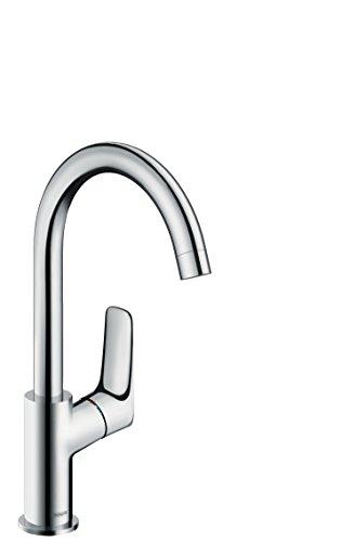 Hansgrohe - Einhebel-Waschbeckenarmatur, ohne Ablaufgarnitur, Chrom, Serie Logis 210